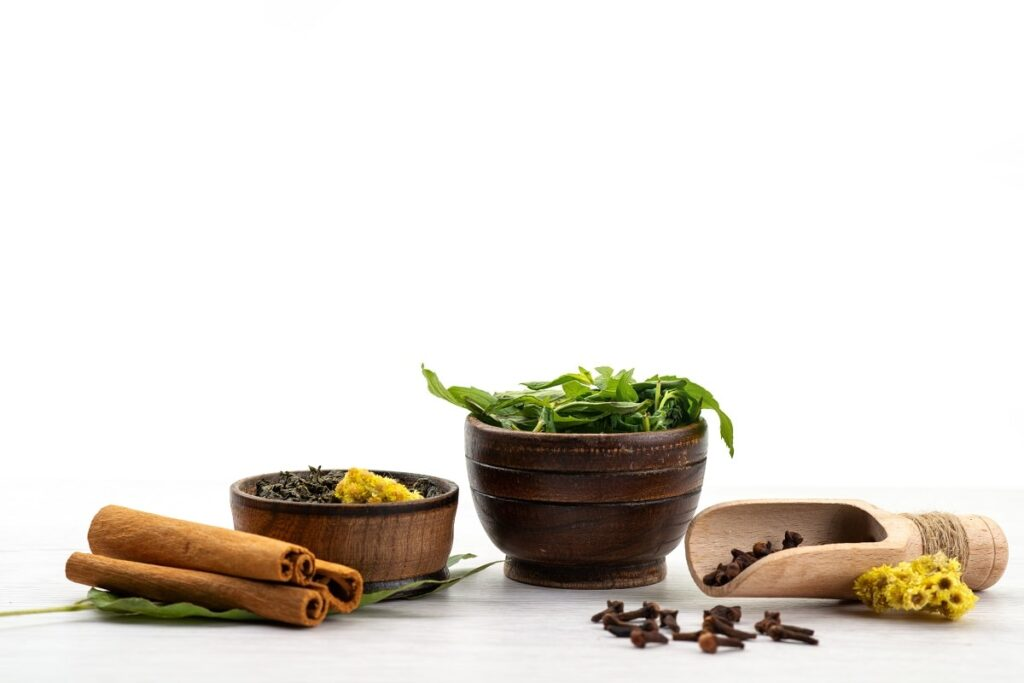 Herbs and Ayurveda cure stomach gas